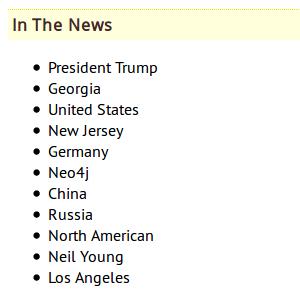 Newshound newsmakers